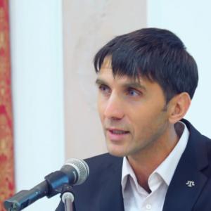 I Qırım Ziyalılar İftar Aqşamında Muhammed Ali Sulaymanov'un Qonuşması