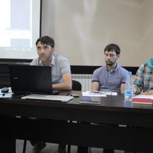 Презентация стратегии развития и проектов Фонда развития науки и образования им. Исмаила Муфти-Заде