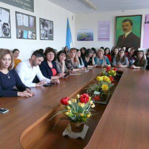 Фонд поддержал XI Олимпиаду по крымскотатарскому языку организованную в КИПУ