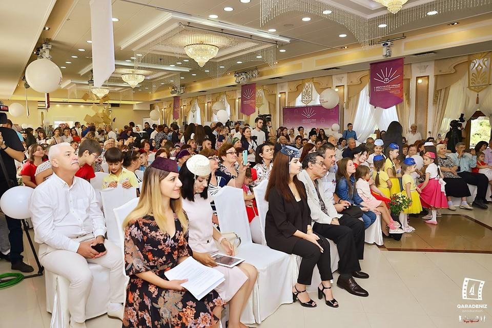 Фонд Муфти-Заде стал спонсором Первой крымскотатарской книжной ярмарки
